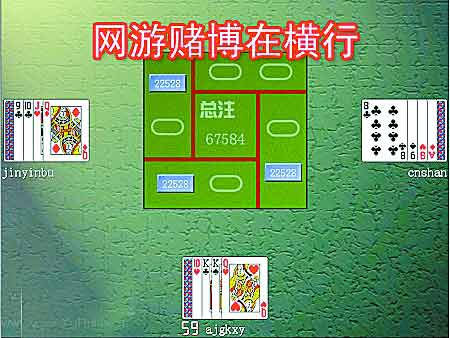 有人用QQ网络游戏开赌局挣钱 资料图