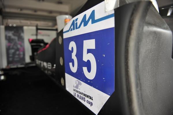 图文:勒芒洲际大奖赛珠海站 OAK车队的赛车