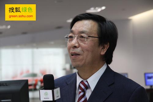 大众汽车集团(中国)执行副总裁张绥新博士展望大众的低碳未来之路