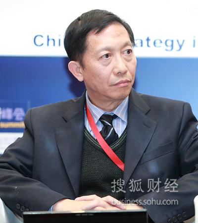 许成钢/香港大学经济金融学院教授许成钢(图片来源:搜狐财经摄影:杜...