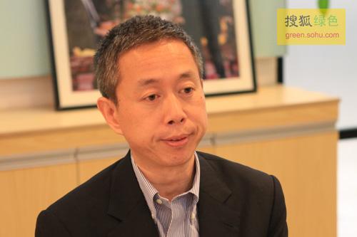 通用电气(中国)有限公司公关传播总监李国威先生