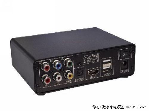 支持高清解码 忆典Q201高清播放机售350