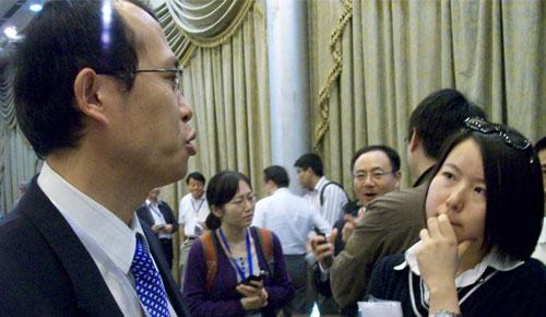 肖成伟接受搜狐汽车采访