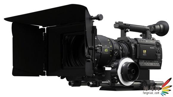 索尼发布Super35画幅数码化电影摄影机