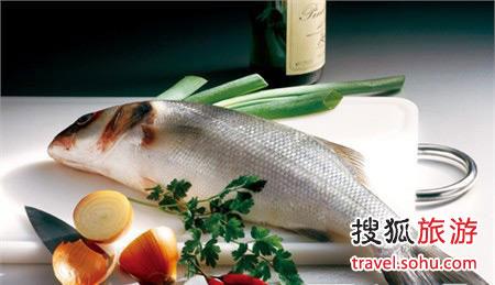 吃海鱼进补-市场不如餐厅