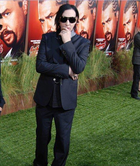 Marilyn Manson(玛丽莲-曼森)
