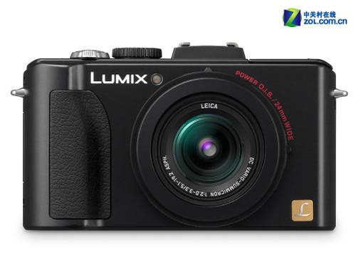 24mm广角3.5X光变F2.0光圈 松下LX5发布
