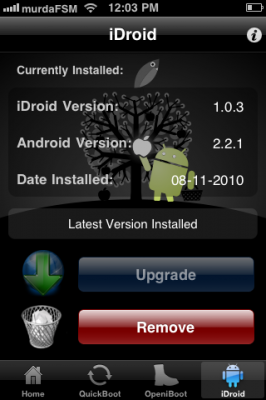 IMG 0012 266x400 HOW TO: Use Bootlance To Install Android OS On Your iPhone 2G/3G Without The Need Of A Computer