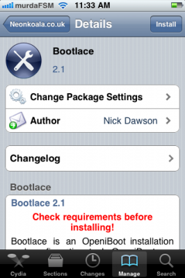 IMG 0004 266x400 HOW TO: Use Bootlance To Install Android OS On Your iPhone 2G/3G Without The Need Of A Computer
