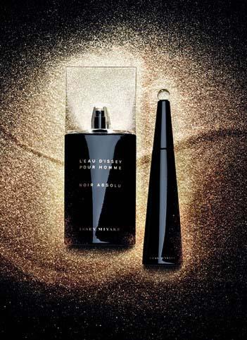 (左) L'Eau d'issey pour Homme EDT  (100ml$595)、(右) L'Eau d'Issey Noir Absolu EDP   (50ml$640)