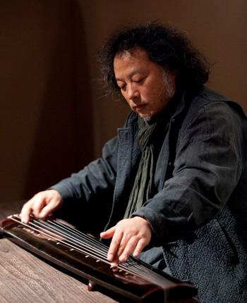 国家大剧院秋季参观 古琴艺术展以琴会友(图)图片