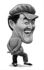 本山漫画像