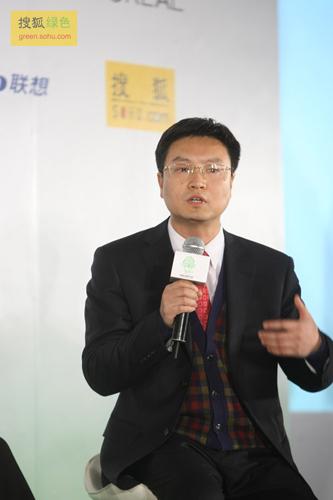 北京大学社会责任与可持续研究中心副主任 张海滨