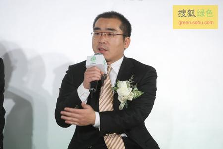 蒙牛乳业集团副总裁助理黄 元林