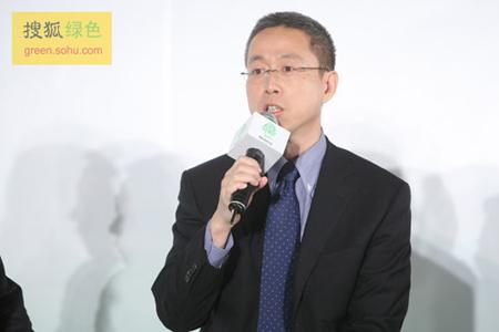 通用电气(GE)大中华区公共关系总监 李国威