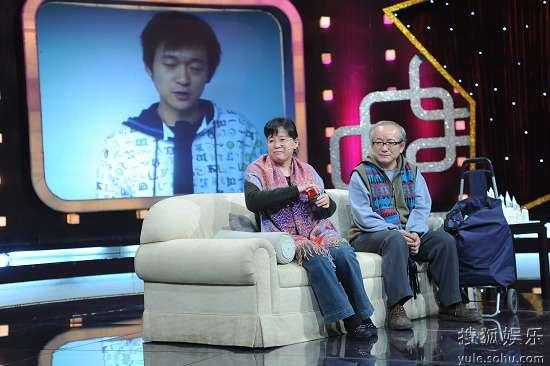 《超级访问》揭秘常蓝天、俞安娜夫妇的喜剧人生