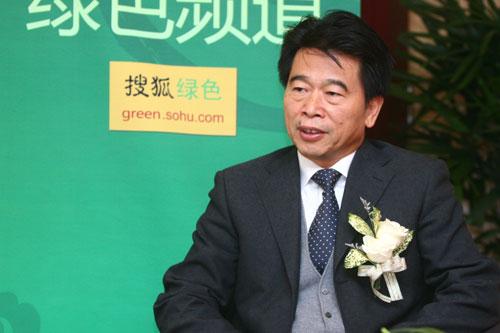 北京市环保局副局长杜少中先生接受搜狐绿色专访