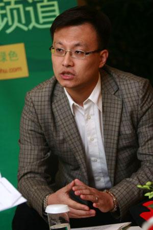 百事可乐大中华区公关总监高超先生接受搜狐绿色专访