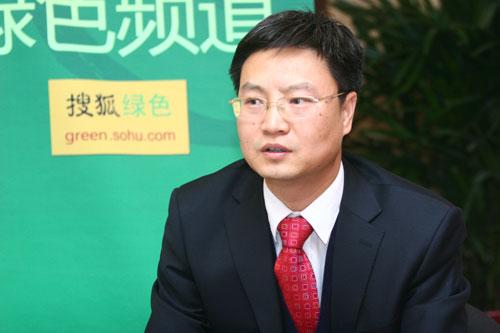 北京大学社会责任与可持续发展国际研究中心副主任张海滨先生
