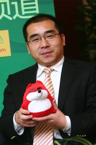 蒙牛乳业集团副总裁助理黄元林