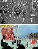 图文:影像链接亚运北京到广州 参赛人数渐多