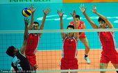 图文:亚运会男排比赛 中国男排3-1巴基斯坦(14)