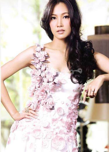 看看泰国第一美女有多惊艳组图