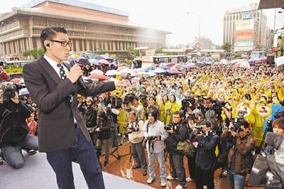 刘德华台北举行签唱会