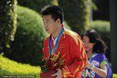 图文:中国射击折戟赛场 男团摘银庞伟匆匆离场