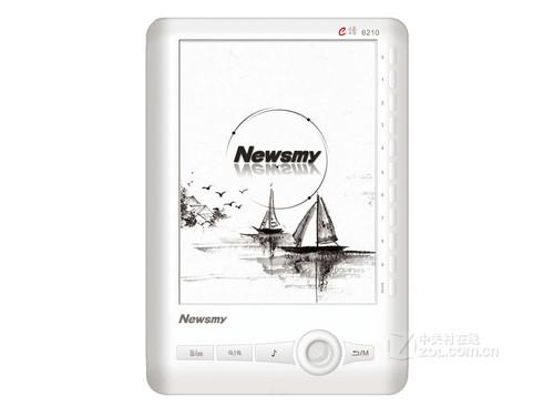 纽曼E读6210电纸书到货 859元超低价上市