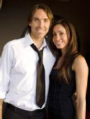 组图:纳什与妻子昔日恩爱照 五年夫妻劳燕分飞