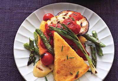 素食番茄汤食谱