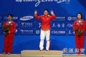幻灯:58公斤级赛李雪英夺冠 90后小将一举成名
