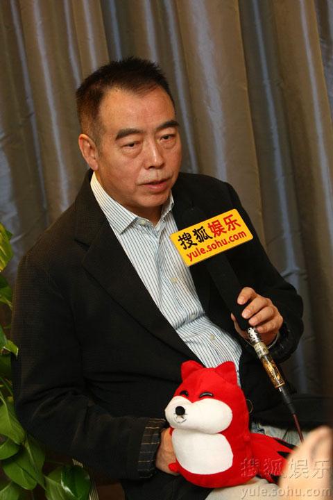 陈凯歌对《赵氏孤儿》充满自信。