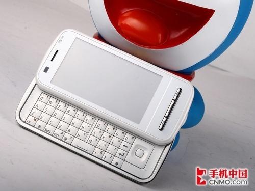 超值智能全键盘手机 诺基亚C6首次跳水