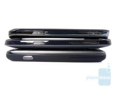 HTC HD7/Surround/三星Focus对比图赏