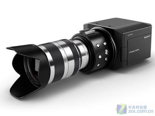 索尼新款全画幅 可换镜头摄像机即将面世