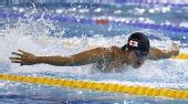 图文:男子4X100米混合泳 日本队获冠军
