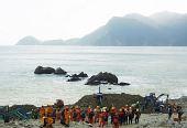 台湾苏花公路坍方事故:再确定一大陆罹难者身份