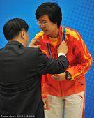 图文:象棋女子个人赛 唐丹摘金王琳娜获银牌