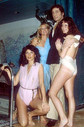 美国著名色情杂志《阁楼》的创办人鲍勃・古乔内