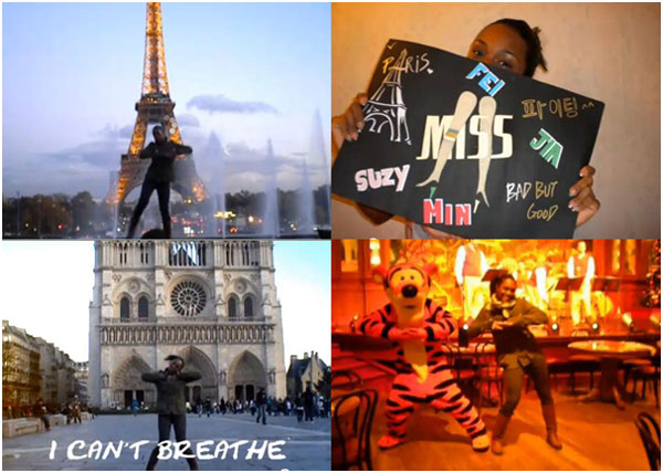 法国女粉丝夺得2010MAMA声援大赛冠军