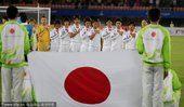2010亚运会女足决赛结束 日本队1-0胜朝鲜夺冠