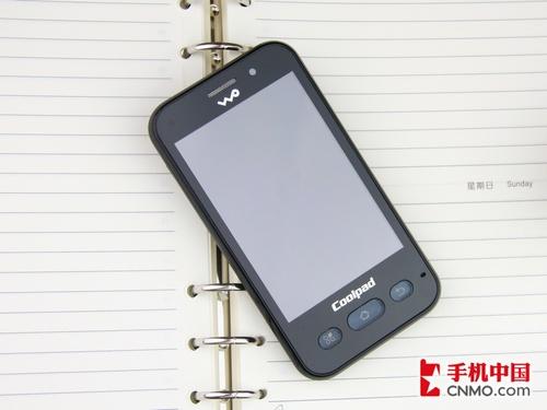 1480元的3.5寸屏Android 酷派W711评测