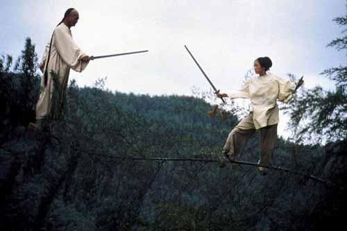 李安的竹林打斗重意境而非武功