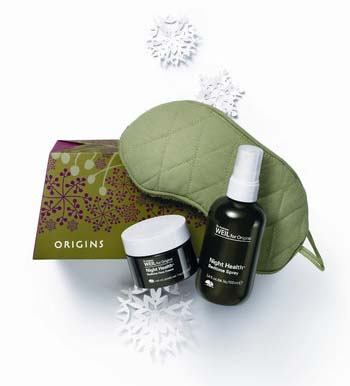 Dr. Andrew Weil for Origins Night Health 酣睡护肤套装  ($520 )