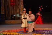 纪念毛泽东和魅力东方晚会 拉苏荣