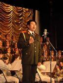 纪念毛泽东和魅力东方晚会 程志
