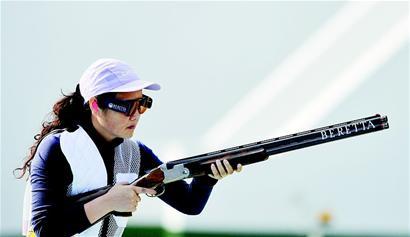 20年后张山再夺亚运金牌。