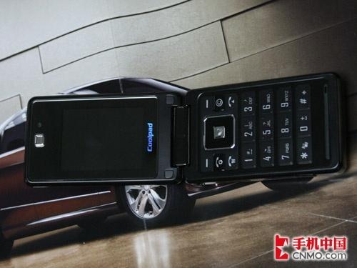 双屏双待双输入 酷派商务W700荣耀登场